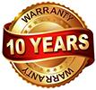 Smoke Alarm 10 Year Warranty