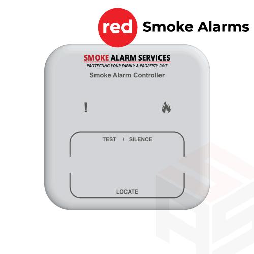 Smoke-Alarm-Controller