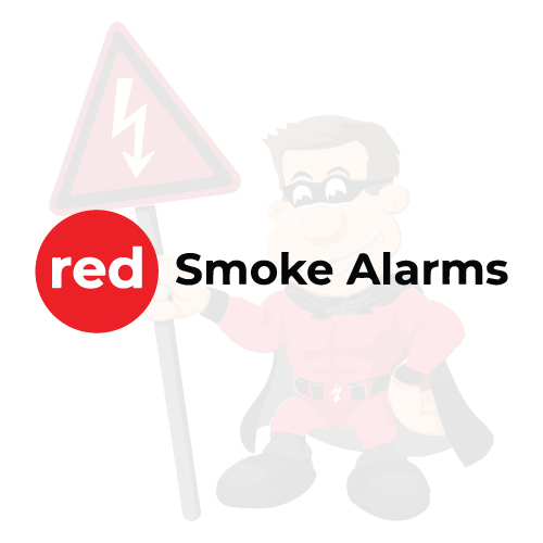 RED SMOKE ALARM SOLUTION (INSTALLED) SMOKE ALARM SERVICES